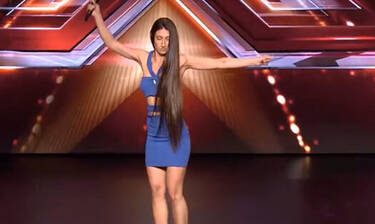 X Factor: Μετά από αυτή την ερμηνεία η Κατερίνα Κούκα σίγουρα θα… «αυτοπυρποληθεί» (Video)