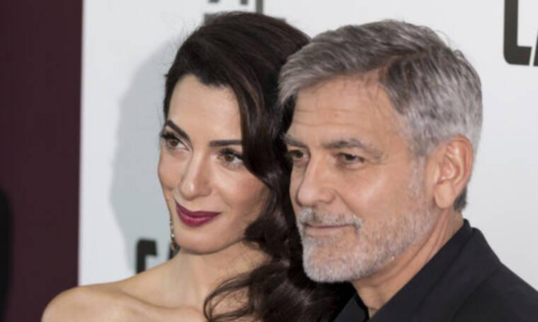 Έχεις δει τελευταία τον George Clooney; Δεν φαντάζεσαι την αλλαγή στην εμφάνισή του (photos)