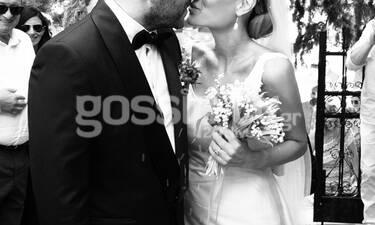 Just Married: Παντρεύτηκαν σε στενό οικογενειακό κύκλο στην Κηφισιά! (photos)