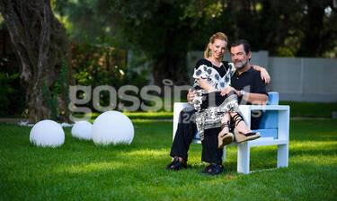 Καζάκος-Μαρτζούκου: Ρομαντικό ταξιδι στην Κέρκυρα (photos)
