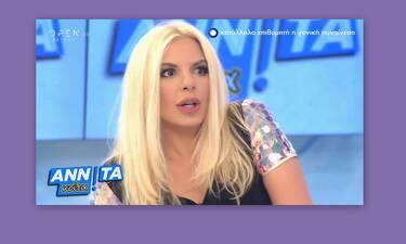 Απίστευτο σκηνικό! «Πάγωσε» η Πάνια όταν άκουσε on air για τη νέα σχέση της και τον Καρβέλα!