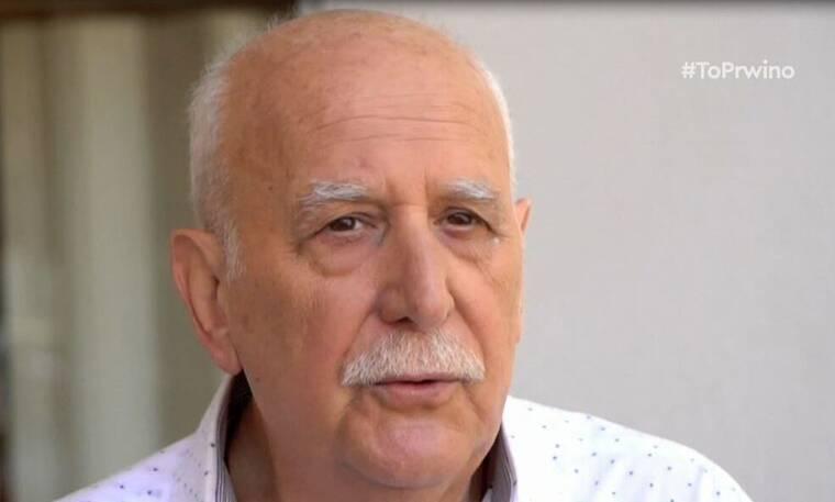 Γιώργος Παπαδάκης: Όλο το παρασκήνιο της αποχώρησης του Σιωμόπουλου από το «Καλημέρα Ελλάδα»