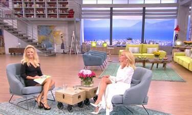 Το πρωινό: Η νέα «γκάφα» της Φαίης Σκορδά και η αντίδραση της Ζέτας Μακρυπούλια! (Video & Photos)
