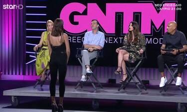 GNTM: Η Σήλια που έριξε «άκυρο» στη Heidi Klum ενθουσίασε τους κριτές (pics&vid)