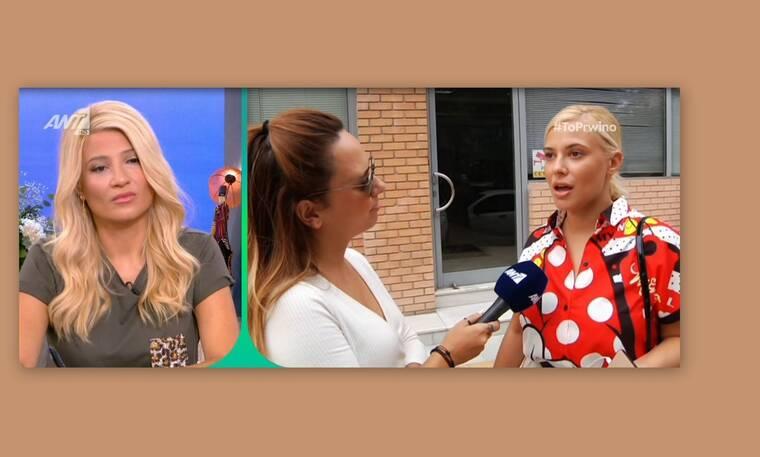 Λάουρα Νάργιες: Η πικρία και τα υπονοούμενα μετά την αποχώρηση από το Voice! (Video)