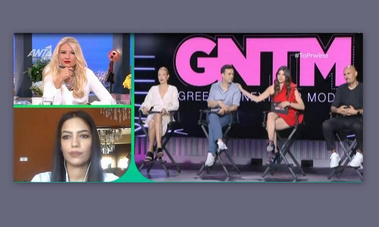 Χαμός στο «Πρωινό» για το GNTM: «Είμαι σοκαρισμένος, χρυσοπληρώνονται για να κάθονται στις καρέκλες»