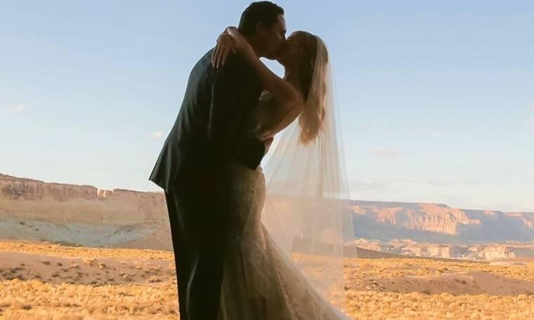 Ο παραμυθένιος γάμος σε πολυτελές θέρετρο, οι λιγοστοί καλεσμένοι και το υπερθέαμα (pics&vid)