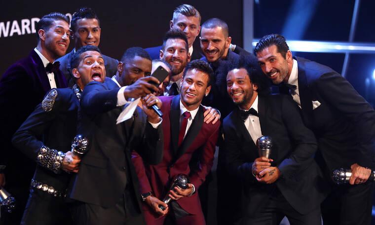 Σοκ στη FIFA! Yποψίες σκανδάλου στα βραβεία (photos+video)