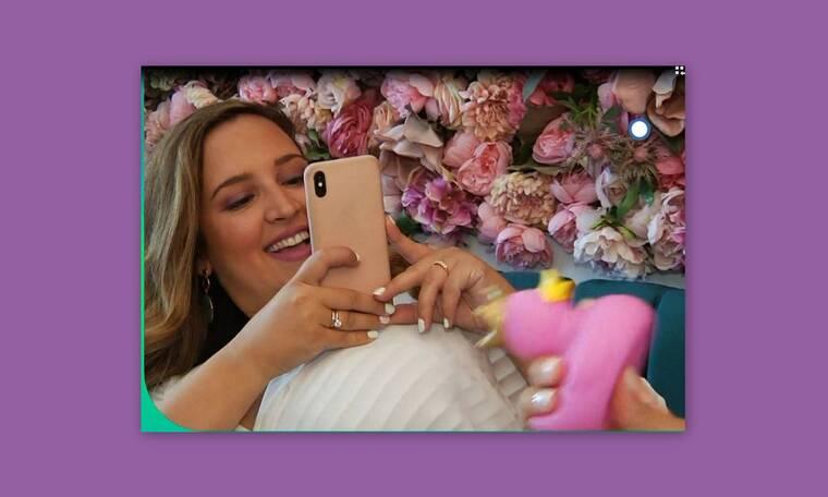 Κλέλια Πανταζή: Δείχνει τη φουσκωμένη της κοιλίτσα και αποκαλύπτει το φύλο του μωρού που περιμένει!