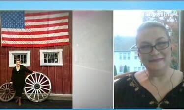 Αλεξάνδρα Τσόλκα: Έτσι πήρε τη μεγάλη απόφαση να περάσει στην άλλη άκρη του Ατλαντικού (video)