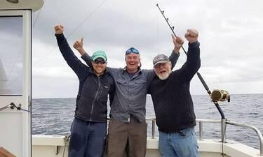 Απίστευτη ψαριά: Δείτε τι έβγαλαν από τη θάλασσα - Έγιναν εκατομμυριούχοι (pics)