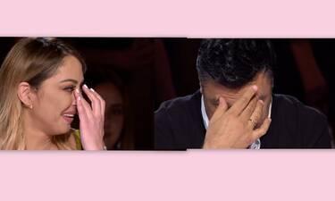 X Factor: Λύγισαν Θεοφάνους – Ασλανίδου! Η ερμηνεία που τους έκανε να συγκινηθούν! (Video)