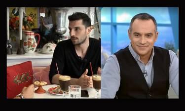 Σπύρος Χατζηαγγελάκης: Οι επικές ατάκες του για τη Μαίρη Συνατσάκη και το χωρισμό τους (Video)