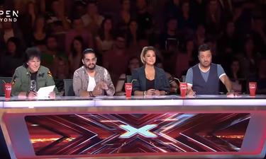 ΣΟΚ στη σκηνή του X Factor – «Πάγωσαν» οι κριτές