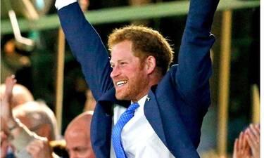 Ο πρίγκιπας Harry ακολουθεί τα βήματα της μητέρας του! Η συγκινητική φωτογραφία του στο Instagram