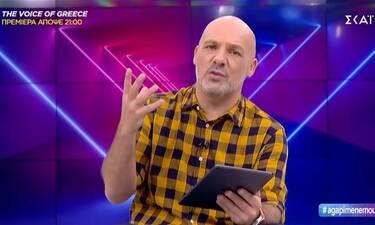 Καλό μεσημεράκι: Έχεις ερωτικά προβλήματα; Ο Νίκος Μουτσινάς έχει τη λύση (video)