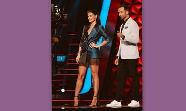 The Voice: Η Μπόμπα έκανε το τηλεοπτικό ντεμπούτο της και αυτό είναι το σχόλιο του Τανιμανίδη (Vid)