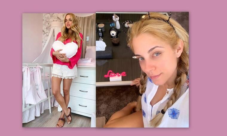 Δούκισσα Νομικού: «Γέννησα φυσιολογικά, γρήγορα και ανώδυνα» (Photos)