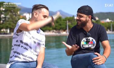 The Voice: Οι δύο κολλητοί που οι κριτές τούς «χώρισαν»! (photos+videos)