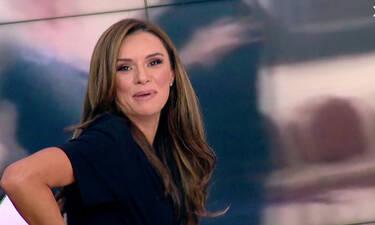 Ελένη Τσολάκη: Καρέ – καρέ η αποκαλυπτική της εμφάνιση! Το μίνι μαύρο φόρεμα που «άναψε» φωτιές