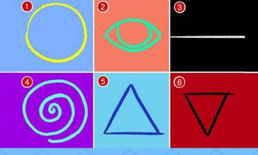 Το σχήμα που θα διαλέξεις αποκαλύπτει το πώς σε βλέπουν οι άλλοι!