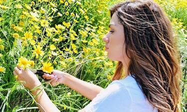 Λασκαράκη: Η απόχρωση του κραγιόν της θα σε ξετρελάνει! Η απόλυτη τάση του φθινοπώρου (Photos)