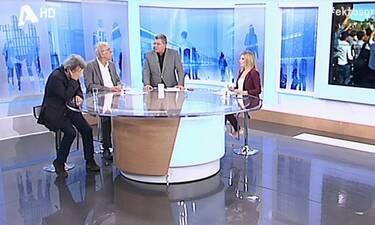 Πέτρος Τατσόπουλος: Λιποθύμησε στην εκπομπή του Τάκη Χατζή (Video)