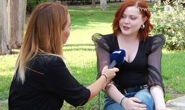 Ξανθούλα Τζερεφού: Αποκαλύπτει πρώτη φορά on camera το πρόβλημα που αντιμετώπισε στο GNTM!