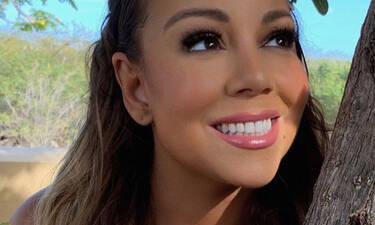 Αυτή είναι η γκαρνταρόμπα-έκπληξη της Mariah Carey