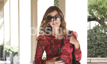 Κατερίνα Παπουτσάκη: Φόρεσε το πιο κομψό φόρεμα που μπορείς κι εσύ να αποκτήσεις (Photos)