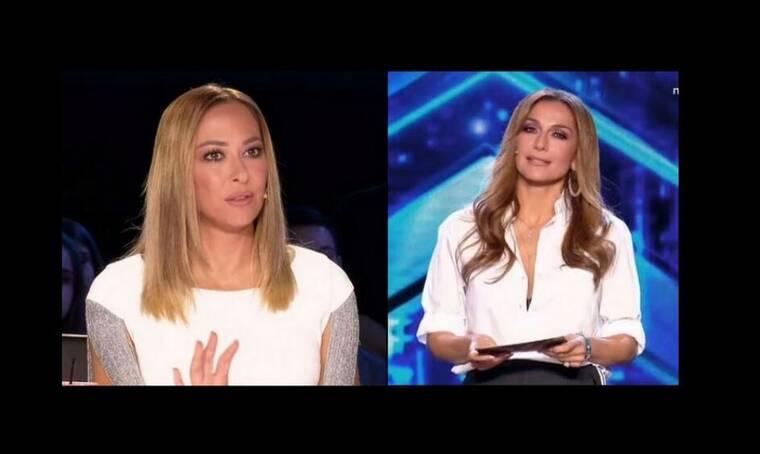 X Factor: Την «είπε» η Ασλανίδου στη Βανδή: «Μη με αγχώνεις» - Τι συνέβη; (pics&vid)