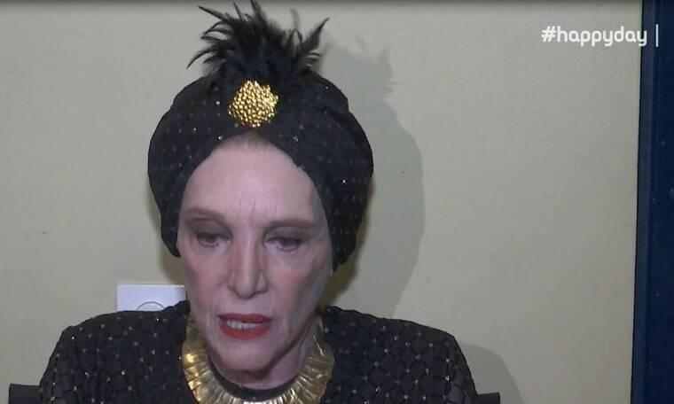 Μάρω Κοντού: Αποκάλυψε on camera τα περιουσιακά στοιχεία της! (Video)