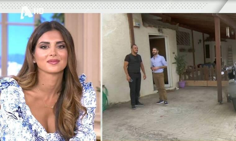 Άκης Δείξιμος: Το σπίτι του ήταν παλιότερα… στάβλος και το δείχνει πρώτη φορά on camera! (Video)