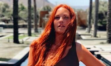 Η Σίσσυ Χρηστίδου μας δείχνει το κορμί της με μαγιό χωρίς ίχνος photoshop! (photos)