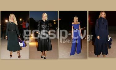 Τριάντα χρόνια «ΕΛΠΙΔΑ» - To fashion show της Κατράντζου στην Ελλάδα και οι λαμπερές παρουσίες(Pics)