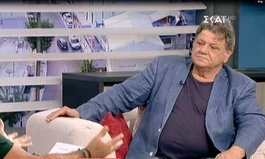Η εξομολόγηση του Γιώργου Παρτσαλάκη: «Έχασα ένα εκατομμύριο ευρώ σε ένα βράδυ»