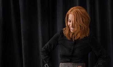 Έτσι η Μαρία Ηλιάκη κάνει μόδα το… φούτερ! Ο ιδιαίτερος τρόπος που το φόρεσε θα σε τρελάνει (Photos)