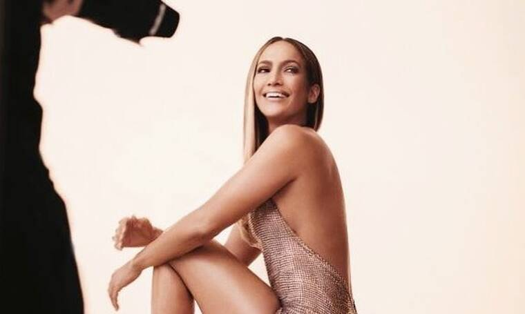 H Jennifer Lopez με δημιουργία Σήλιας Κριθαριώτη στην παγκόσμια καμπάνια του αρώματος της (Pics)