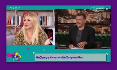 Η Σπυροπούλου «έσπασε» τη σιωπή της και μίλησε για τον Λιάγκα: «Όλο αυτό αποτελεί παρελθόν» (Video)