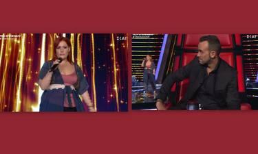 The Voice: Η συγκλονιστική ιστορία της παίκτριας & η επική «φάρσα» στον Μουζουράκη (Pics-Vid)