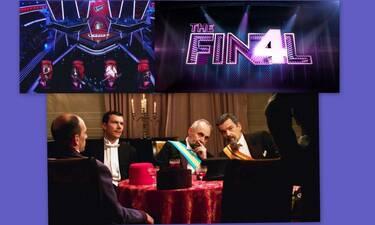 Τηλεθέαση: Το Κόκκινο Ποτάμι «κατατρόπωσε» The Voice και The Final Four
