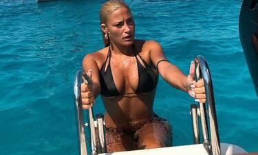 Έξω φρενών η Ιωάννα Τούνη: Διαψεύδει τη σχέση της με ποδοσφαιριστή του ΠΑΟΚ! (Photos)