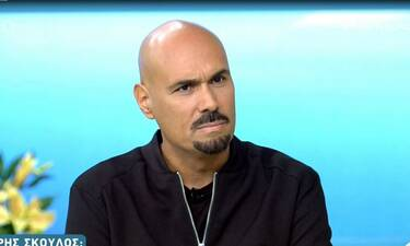 Δημήτρης Σκουλός: Η συγκίνησή του για την άτυχη εγκυμοσύνη της συζύγου του (Video)