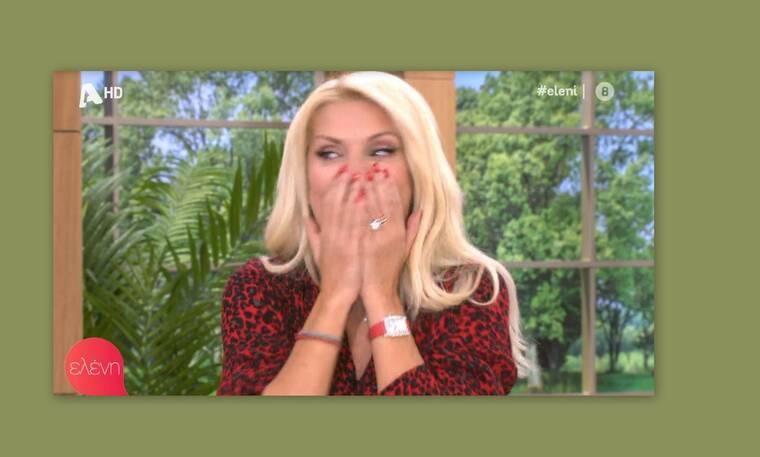 Μενεγάκη: Δεν πάει ο νους σας τι ακούστηκε on air- H Ελένη προσπάθησε να το σώσει, αλλά μάταια!