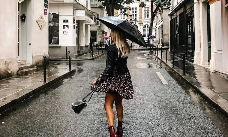 Μαθήματα στιλ από μια Ελληνίδα στους δρόμους του Παρισιού! Την είδαμε και… υποκλιθήκαμε! (Photos)