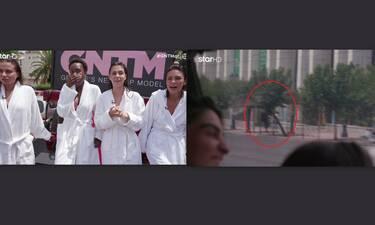 GNTM: Βγήκαν με εσώρουχα στο κέντρο και προκάλεσαν… χάος! Ζευγάρι τσακώθηκε στο δρόμο για χάρη τους