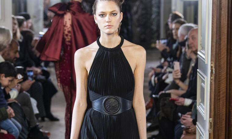 12+1 haute couture μαύρα φορέματα που σίγουρα σχεδιάστηκαν για εσένα