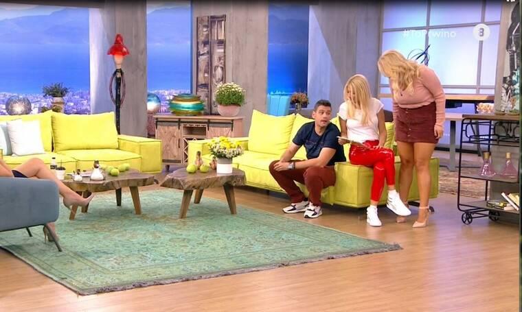 Τσακωμός ανάμεσα σε δύο κυρίες της ελληνικής showbiz! (Video & Photos)