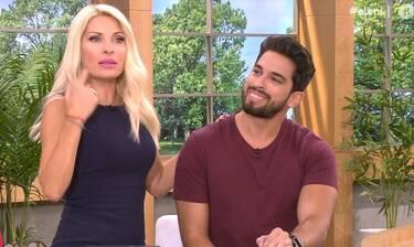 Ελένη: Έδωσε στεγνά on air τον συνεργάτη της και ήρθε σε αμήχανη θέση! (Video)