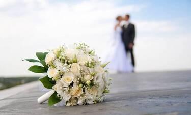 Μετά την αναποδιά το ζευγάρι όρισε νέα ημερομηνία για το γάμο του (photos)